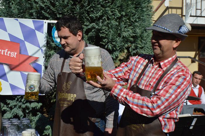 Debut cu stângăcii la Micul Oktoberfest Sătmărean (Galerie foto&video)