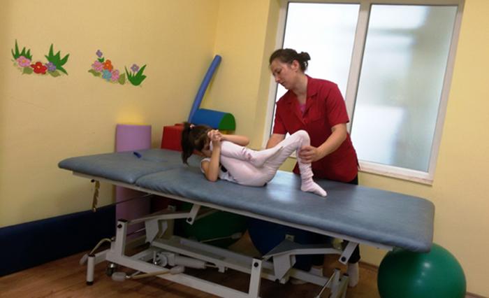 Cabinet de kinetoterapie modern la Spitalul din Tășnad