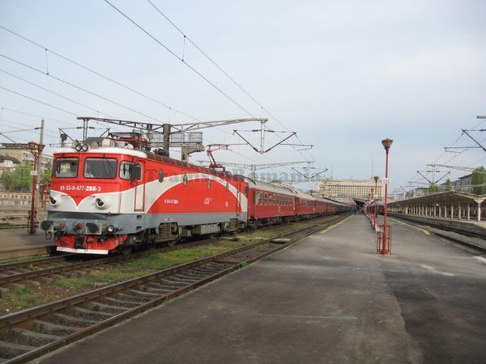 Trenul București-Satu Mare, oprit de bombe ! Vezi detalii