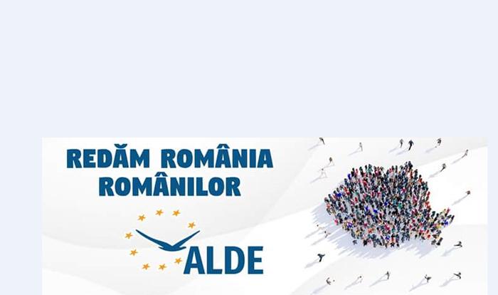 """Echipa ALDE Satu Mare: """"Vrem să redăm România românilor!"""""""
