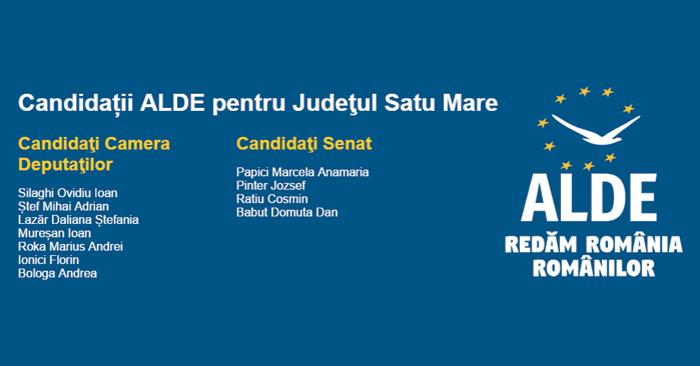 Echipa ALDE Satu Mare: profesioniști care au obținut cele mai bune rezultate pentru județ