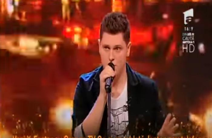 Aldo Blaga a părăsit concursul X Factor. Vezi decizia lui Horia Brenciu (Video)