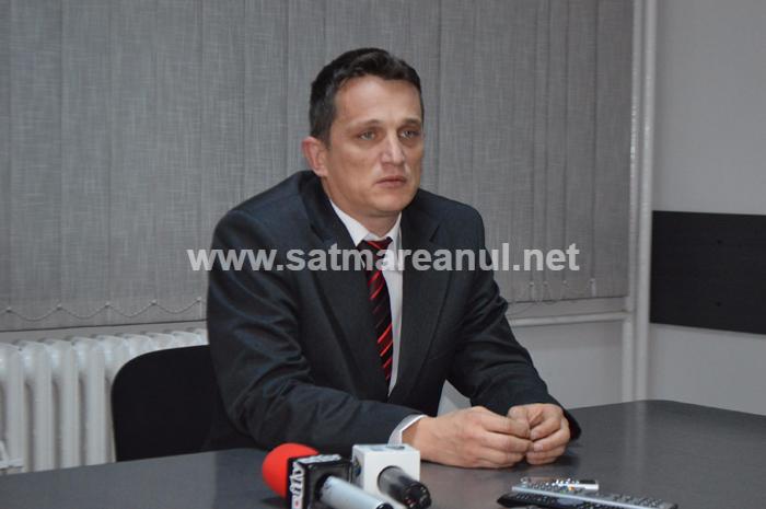 Fost șef al IPJ Satu Mare, promovat. A preluat conducerea Poliției Bihor