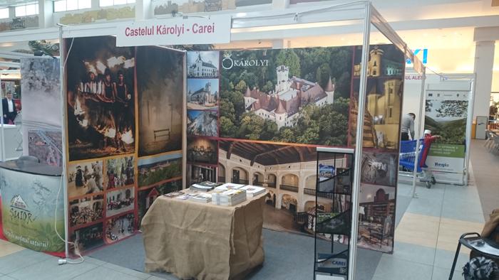 Careiul, promovat la Târgul de Turism din Cluj-Napoca