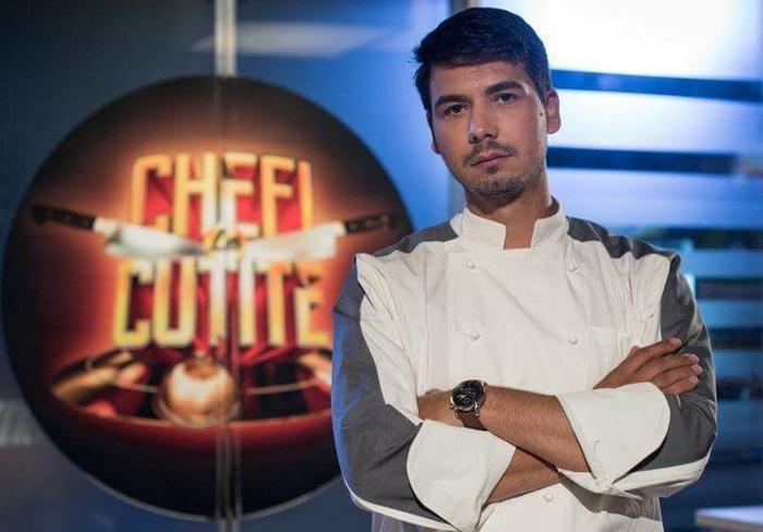 Show-ul s-a terminat ! Cristian Voicu este cel mai bun bucătar !