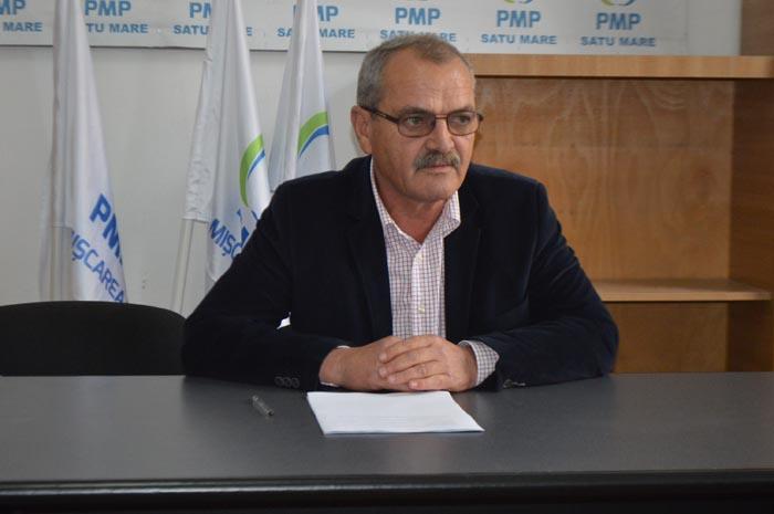 Ioan Opriș demis de la conducerea PMP Satu Mare