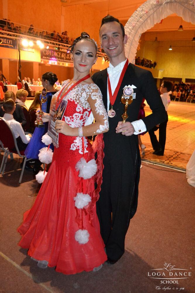 Cinci medalii pentru Loga Dance School la Cupa Dance Art (Foto&video)