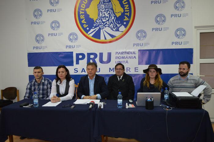 PRU Satu Mare vrea să câștige două mandate de parlamentar. Ce spune Vasile Ciocan