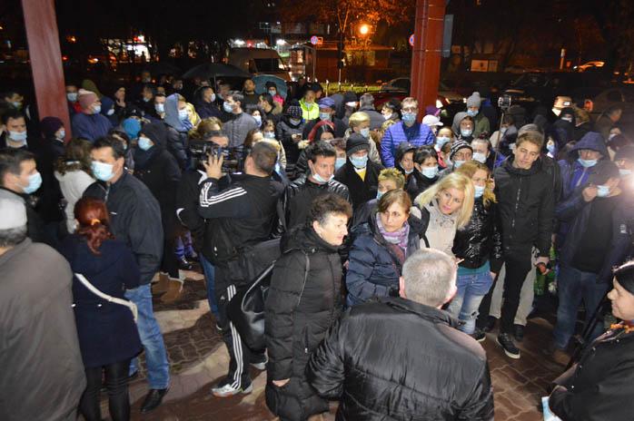 Satu Mare se trezește. Vezi cum s-a desfășurat protestul împotriva situației grave de la UPU Satu Mare (foto si video)