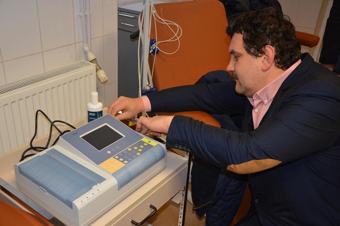 Donație pentru Secția de Oncologie a Spitalului Județean (Foto)