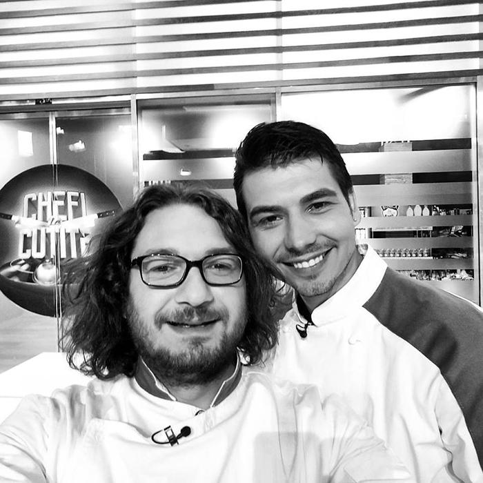 """Cristian Voicu, dat câștigătorul show-ului """"Chefi la cuțite"""""""