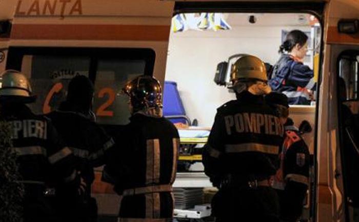 Microbuz înmatriculat în Satu Mare, implicat într-un accident în județul Brașov. Ce s-a întâmplat