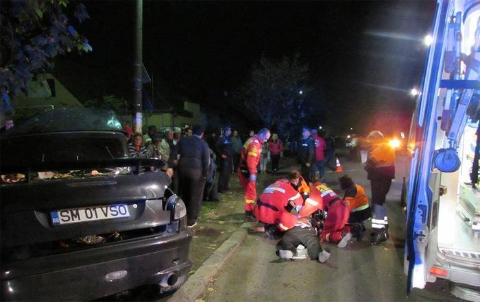 Accidentul de pe strada Inăului a mai făcut o victimă. Vezi ce s-a întâmplat