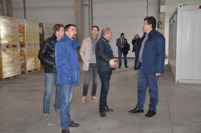 Delegație din Satu Mare, în vizită la Aeroportul din Debrețin
