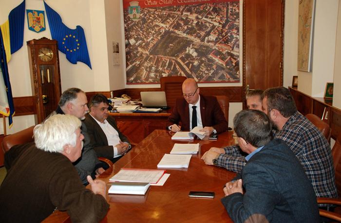 S-a semnat contractul de întreținere a drumurilor din municipiul Satu Mare