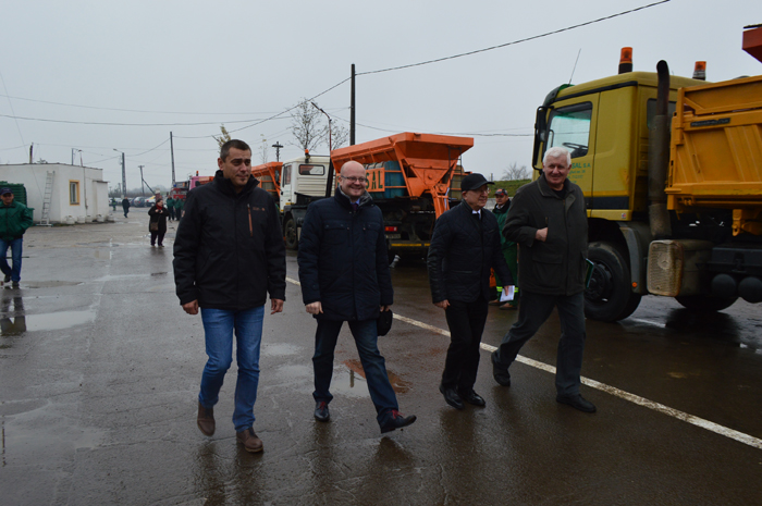 """Kereskenyi Gabor: """"Suntem pregătiți pentru perioada de iarnă"""" (Video)"""