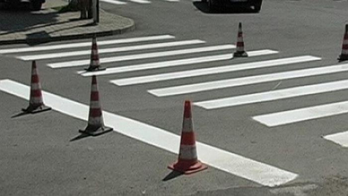 Atenție la trafic. Se trasează marcajele pe Drumul Careiului