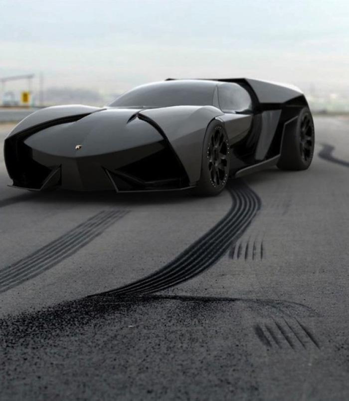 Cum arată mașinile viitorului (Galerie foto)