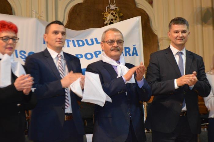 PMP Satu Mare și-a lansat candidații la alegerile parlamentare (Foto)