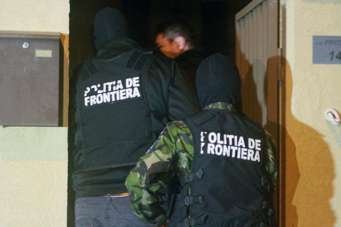 Ucrainean, reținut de polițiștii de frontieră. Ce a făcut