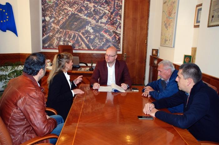 Președintele Federației Române de Popice, în vizită la Satu Mare
