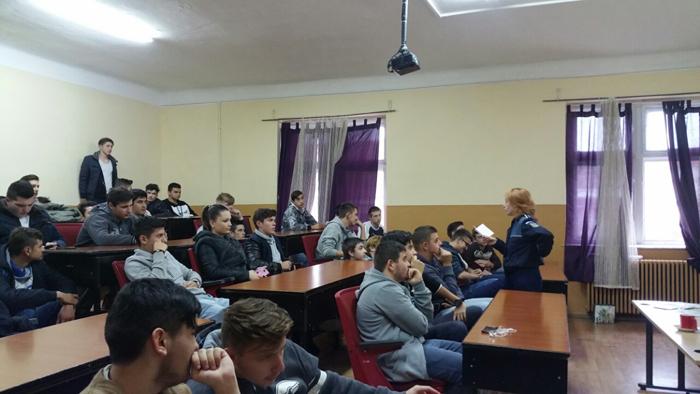 """Campania de prevenire a violenței sexuale la Colegiul Tehnic """"Ion I. C. Brătianu"""""""