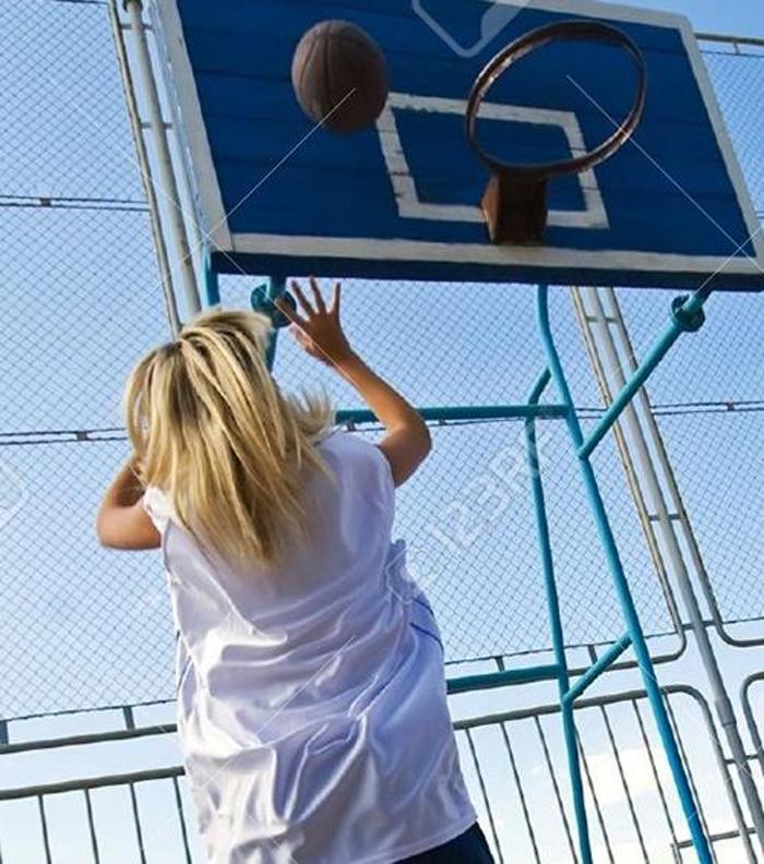 Competiție de streetball fete la Satu Mare