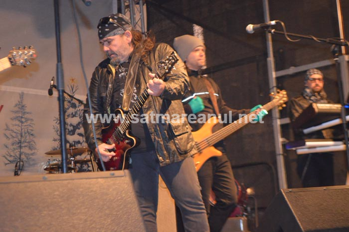 Super concert Cargo, azi, la Satu Mare (Foto&video)