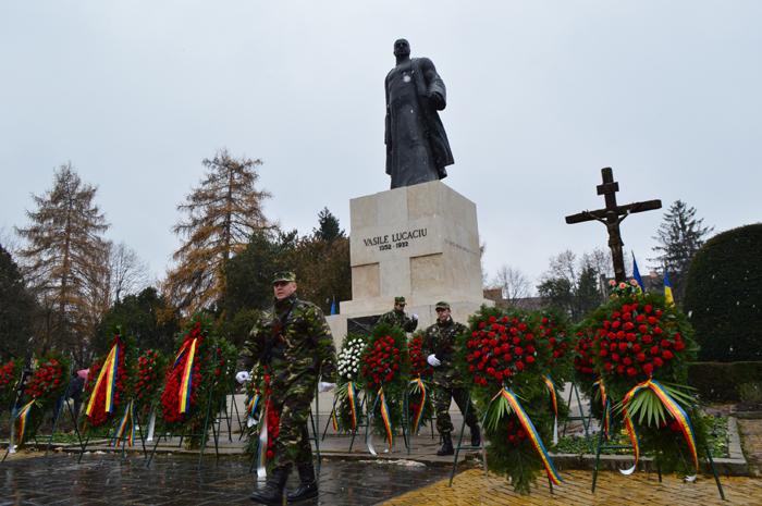 Ziua Națională a României, sărbătorită la Satu Mare (Foto)