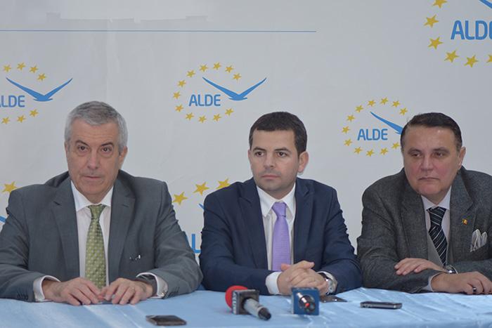 "ALDE: ""Propunem un model economic bazat de investiții"""