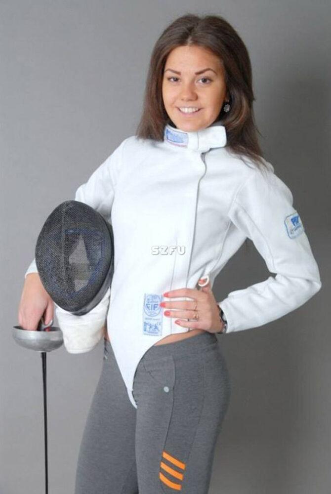 Sătmăreanca Amalia Tătăran participă la Grand Prix-ul de spadă de la Doha