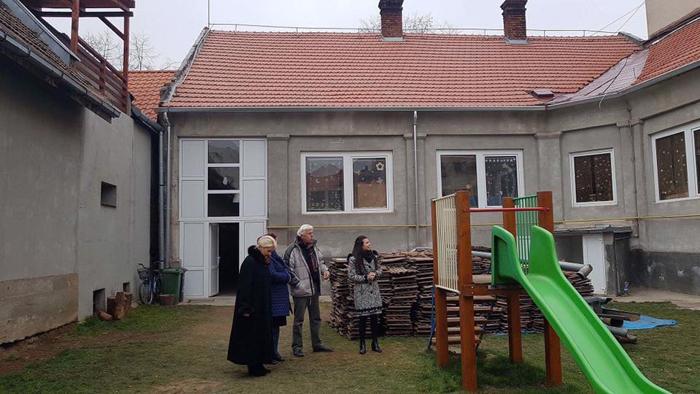 "Grădinița ""Guliver"" are acoperiș nou"