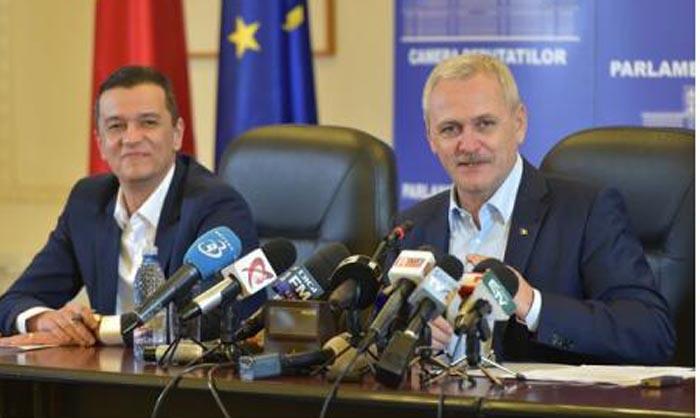 """Sorin Grindeanu: """"Datoria mea și a Guvernului este să ne ținem de programul de guvernare"""""""