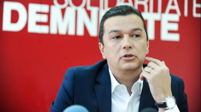 Sorin Grindeanu este noua propunere PSD-ALDE pentru funcţia de premier