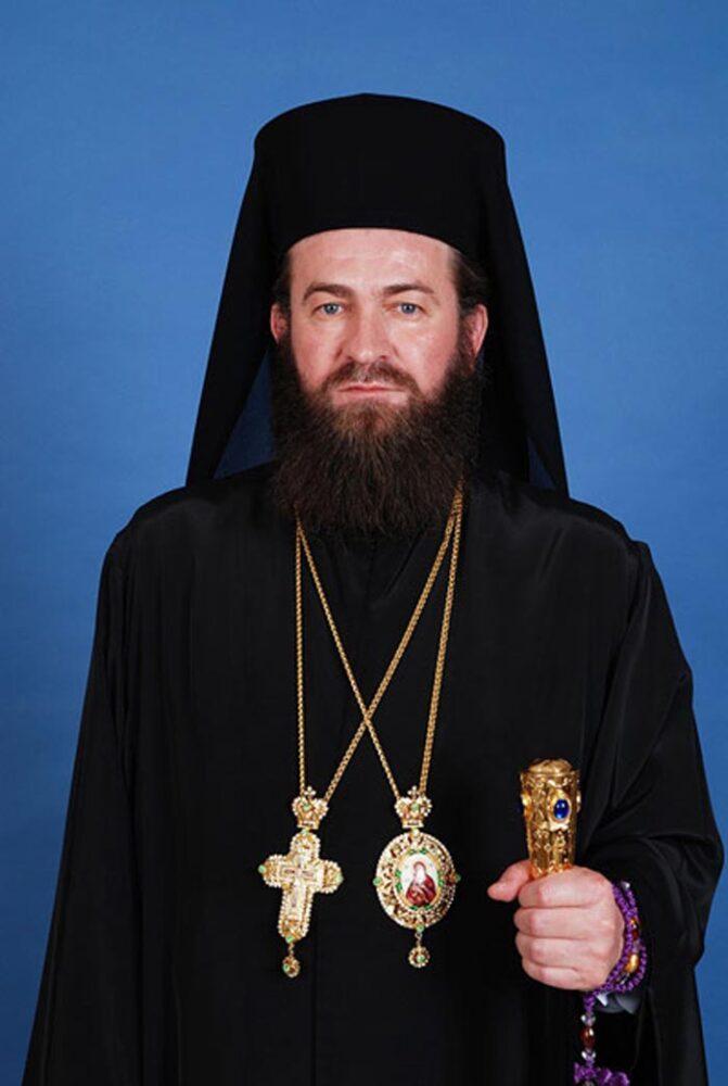 Noul episcop ortodox Iustin Sigheteanul, întronizat