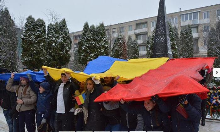 Sute de negreșteni la Ziua Națională a României (Foto)