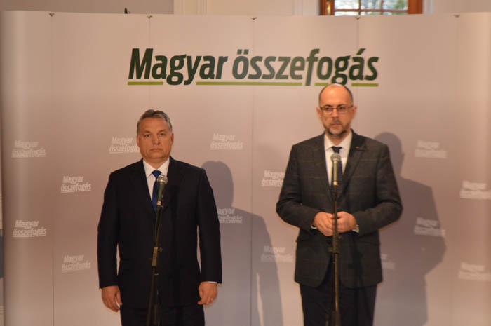 """Viktor Orban: """"În 1 Decembrie maghiarii n-au ce celebra"""""""