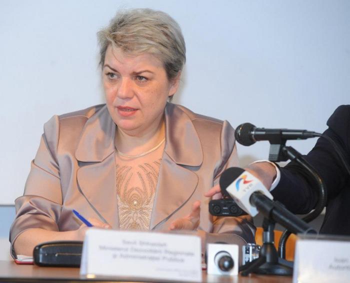 Sevil Shhaideh este propunerea PSD pentru funcția de premier