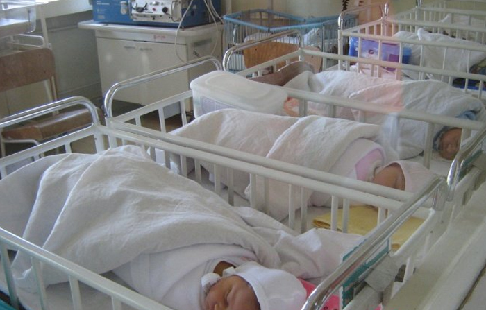 Câți bebeluși s-au născut de Crăciun la Spitalul Județean