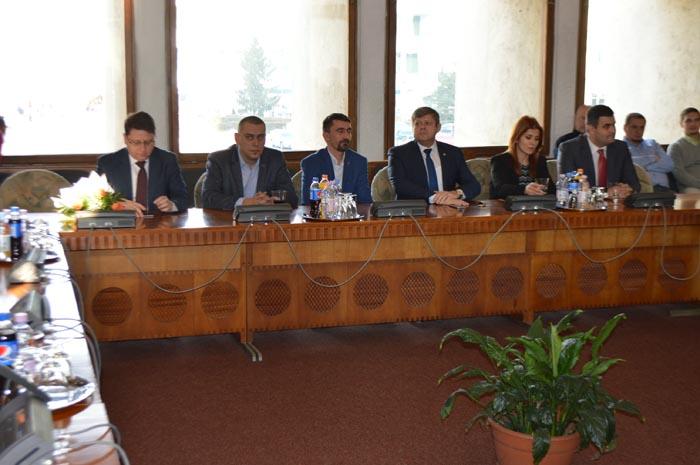 Parlamentarii sătmăreni și-au preluat certificatele (Video)