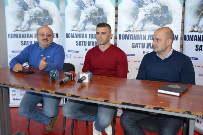 Open-ul României la Judo, la a II-a ediție