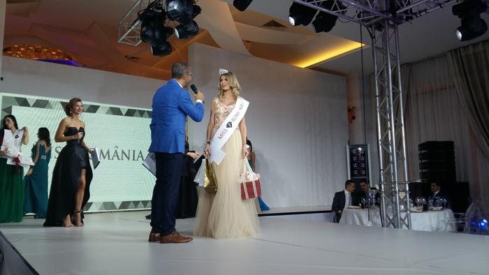 Vezi cine este Miss România 2016