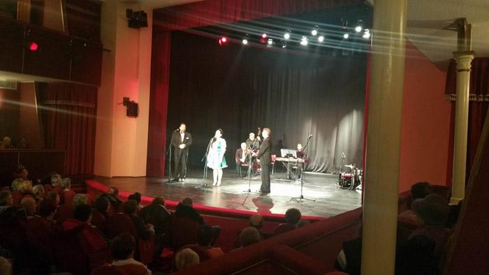 Seară de operetă la Teatrul din Carei