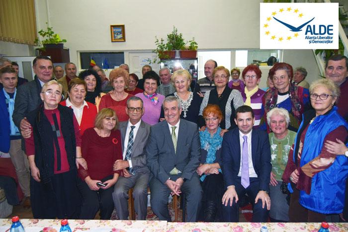 Echipa ALDE Satu Mare: Avem soluții pentru majorarea pensiilor