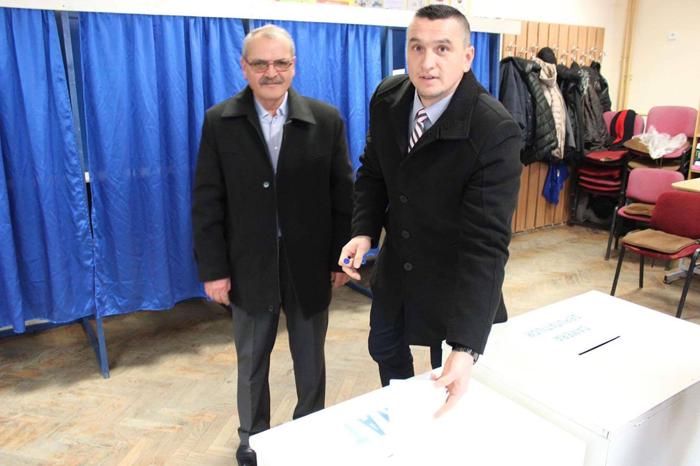 Ioan Opriș și Csaki Csongor au votat pentru sistem de sănătate, educație și infrastructură moderne