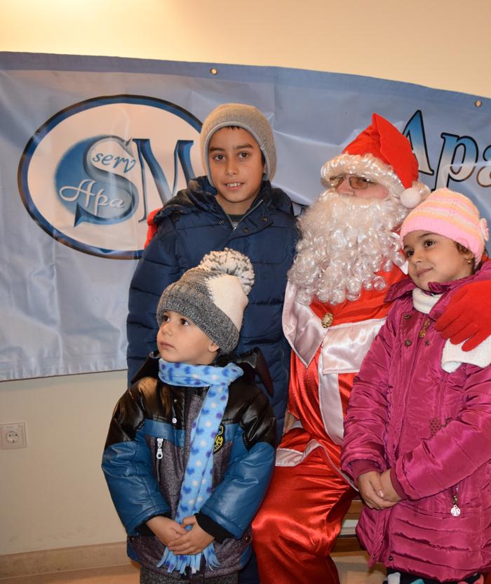 Poveste de Crăciun pentru copiii instituționalizați