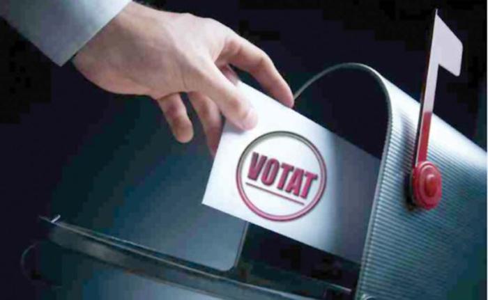 4.561 de români din diaspora au votat prin corespondență