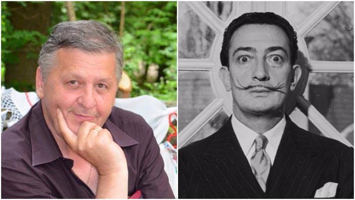 Un scriitor german, prieten cu Salvador Dali, vine la Satu Mare