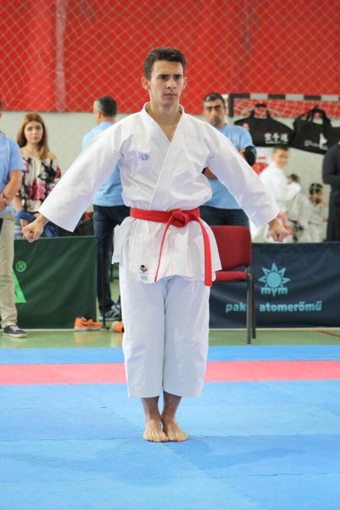 Un careian va participa la Campionatul European de Karate. Cine este acesta (Foto)