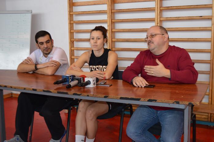 Meci important pentru baschetbalistele de la CSM Satu Mare. Vor întâlni marea rivală
